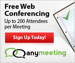 Free Web Conferencing and Free Webinar Service