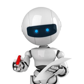 Robot Blogger